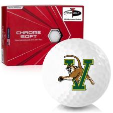 Callaway Golf Chrome Soft Vermont Catamounts Golf Balls