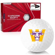 Callaway Golf Chrome Soft Williams College Ephs Golf Balls