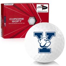 Callaway Golf Chrome Soft Yale Bulldogs Golf Balls