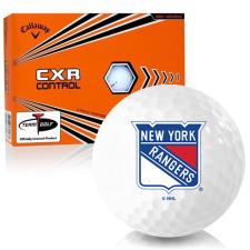 Callaway Golf CXR Control New York Rangers Golf Balls