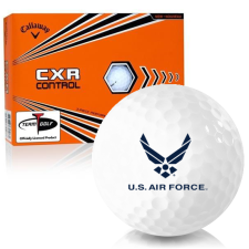Callaway Golf CXR Control US Air Force Golf Balls