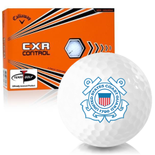 Callaway Golf CXR Control US Coast Guard Golf Balls