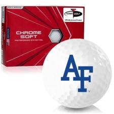 Callaway Golf Chrome Soft Triple Track Air Force Falcons Golf Balls