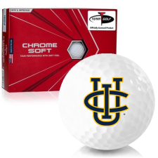 Callaway Golf Chrome Soft Triple Track Cal Irvine Anteaters Golf Balls
