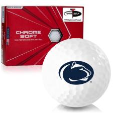 Callaway Golf Chrome Soft Triple Track Penn State Nittany Lions Golf Balls