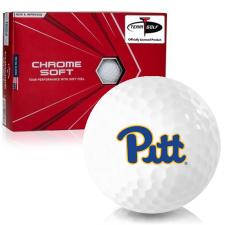 Callaway Golf Chrome Soft Triple Track Pittsburgh Panthers Golf Balls