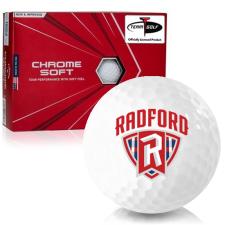 Callaway Golf Chrome Soft Triple Track Radford Highlanders Golf Balls