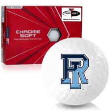 Callaway Golf Chrome Soft Triple Track Rhode Island Rams Golf Balls