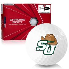 Callaway Golf Chrome Soft Triple Track Stetson Hatters Golf Balls
