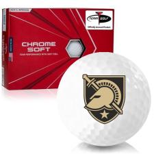 Callaway Golf Chrome Soft Triple Track Army West Point Black Knights Golf Balls