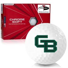 Callaway Golf Chrome Soft Triple Track Wisconsin Green Bay Phoenix Golf Balls