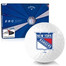 Callaway Golf ERC Soft New York Rangers Golf Balls