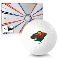 Callaway Golf Supersoft Minnesota Wild Golf Balls