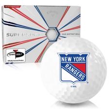 Callaway Golf Supersoft New York Rangers Golf Balls
