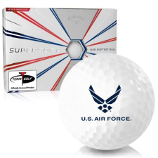 Callaway Golf Supersoft US Air Force Golf Balls
