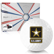 Callaway Golf Supersoft US Army Golf Balls