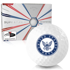 Callaway Golf Supersoft US Navy Golf Balls