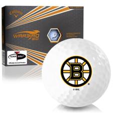 Callaway Golf Warbird 2.0 Boston Bruins Golf Balls