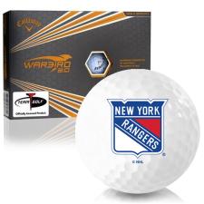 Callaway Golf Warbird 2.0 New York Rangers Golf Balls