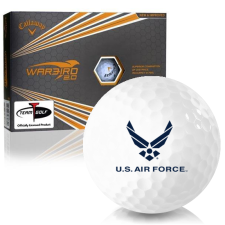 Callaway Golf Warbird 2.0 US Air Force Golf Balls