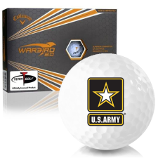 Callaway Golf Warbird 2.0 US Army Golf Balls