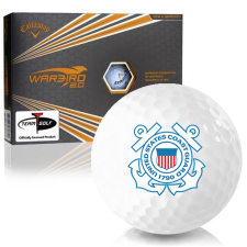 Callaway Golf Warbird 2.0 US Coast Guard Golf Balls