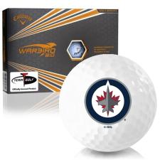 Callaway Golf Warbird 2.0 Winnipeg Jets Golf Balls