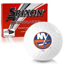 Srixon Distance New York Islanders Golf Balls