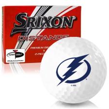 Srixon Distance Tampa Bay Lightning Golf Balls