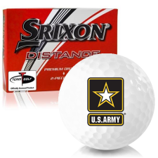 Srixon Distance US Army Golf Balls