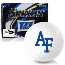 Srixon Q-Star Air Force Falcons Golf Balls