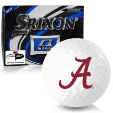 Srixon Q-Star Alabama Crimson Tide Golf Balls