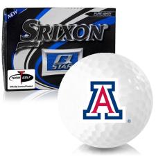 Srixon Q-Star Arizona Wildcats Golf Balls