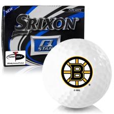 Srixon Q-Star Boston Bruins Golf Balls