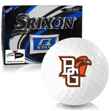 Srixon Q-Star Bowling Green Falcons Golf Balls