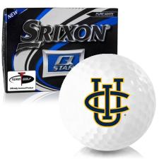 Srixon Q-Star Cal Irvine Anteaters Golf Balls