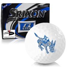 Srixon Q-Star Colorado School of Mines Orediggers Golf Balls