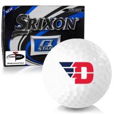Srixon Q-Star Dayton Flyers Golf Balls
