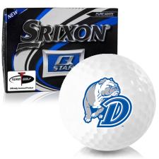 Srixon Q-Star Drake Bulldogs Golf Balls