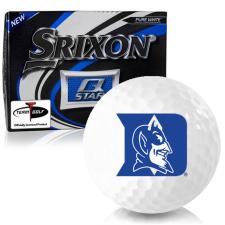 Srixon Q-Star Duke Blue Devils Golf Balls