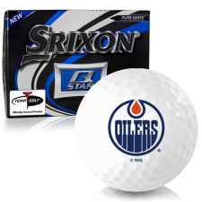 Srixon Q-Star Edmonton Oilers Golf Balls
