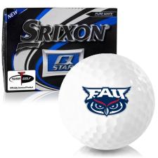 Srixon Q-Star Florida Atlantic Owls Golf Balls
