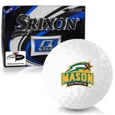 Srixon Q-Star George Mason Patriots Golf Balls