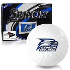 Srixon Q-Star Georgia Southern Eagles Golf Balls