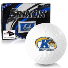 Srixon Q-Star Kent State Golden Flashes Golf Balls