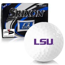 Srixon Q-Star LSU Tigers Golf Balls
