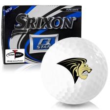 Srixon Q-Star Lindenwood Lions Golf Balls