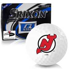 Srixon Q-Star New Jersey Devils Golf Balls