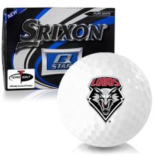 Srixon Q-Star New Mexico Lobos Golf Balls