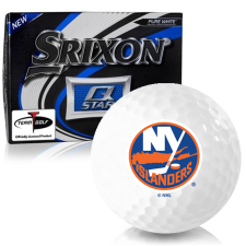 Srixon Q-Star New York Islanders Golf Balls
